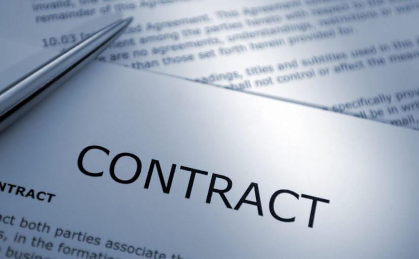 Ejemplo de Contrato de Servicios Profesionales de Desarrollo Web